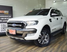 ซื้อขายรถมือสอง 2016 Ford Ranger 2.2 DOUBLE CAB (ปี 15-18) Hi-Rider WildTrak Pickup AT