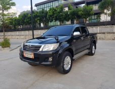 2013 Toyota Hilux Vigo 2.5 Double Cab E Prerunner VN Turbo pickup