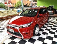 2016 Toyota YARIS 1.2 E hatchback