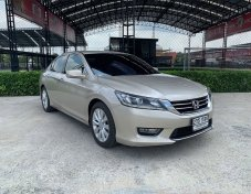 2013 Honda ACCORD 2.0 EL NAVI sedan