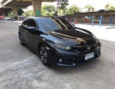 Honda Civic 1.5Turbo Hatchback ปี2017 สีดำมุก รถมือเดียว สภาพนางฟ้าสุดๆ