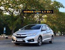 2014 Honda CITY 1.5 SV+ i-VTEC sedan