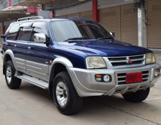 Mitsubishi Strada G-Wagon 2.8 (ปี 2002) GLS SUV AT