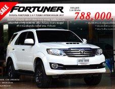 🚗 TOYOTA FORTUNER 3.0 V  🔰navigater diesel vn-turbo intercooler ปี2015