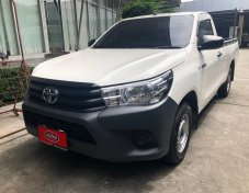 ขายรถ TOYOTA REVO B CAB 2.4J ตอนเดียว เกียร์ธรรมดา ปี 2018 สีขาว