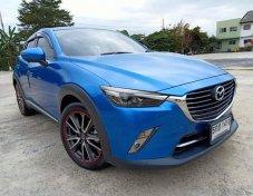 2016 Mazda CX-3 1.5 XDL มือแรก รถสวย ใช้น้อย วิ่ง 40,xxx โล ไม่เคยชน