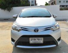 2013 Toyota VIOS 1.5 E sedan