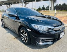 2018 Honda CIVIC 1.8 E i-VTEC sedan รถมือเดียวออกห้าง ไม่เคยชน ไม่เคยทำสี วิ่งแค่ 3x,xxx โล