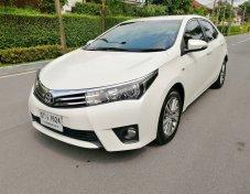 ขายรถ Toyota Corolla Altis 1.8 V ท็อปสุดของรุ่น ปี 2016