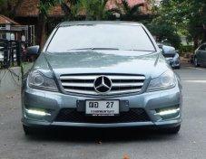 2012 Mercedes-Benz C180 Classic sedan
