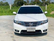2013 Honda CITY 1.5 S i-VTEC sedanฟรีดาวน์!!