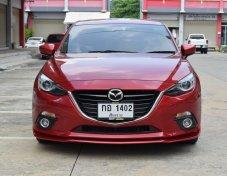 2014 Mazda 3 2.0 SP Sports hatchback