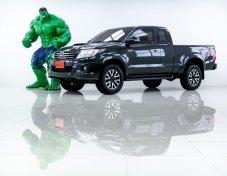 2014 Toyota Hilux Vigo 2.5 E TRD pickup