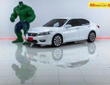2013 Honda ACCORD 2.4 EL sedan