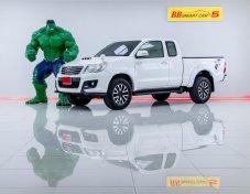 2015 Toyota Hilux Vigo 2.5 E TRD pickup