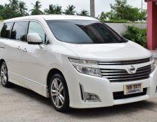2011 Nissan Elgrand High-Way Star wagon