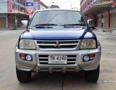 2002 Mitsubishi G-WAGON