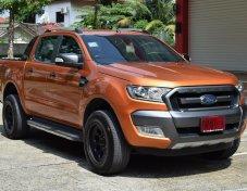 Ford Ranger 2.2 DOUBLE CAB (ปี 2016) Hi-Rider WildTrak Pickup AT