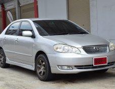 Toyota Corolla Altis 1.6 หน้าหมู (ปี 2006) G Sedan AT