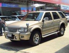 2002 Isuzu Vega suv รถออกตรีเพชรอีซูซุ หายากมากครับ รถขับขี่ดีเยี่ยม พร้อมลุย ไม่เคยเฉียวชน มีระบบเกียร์โฟวิล