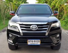 2016 Toyota Fortuner 2.8 TRD Sportivo 4WD suv