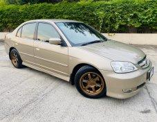 ขายรถ Honda Civic1.7 Vtec รุ่นTop ปี 2003