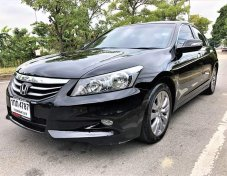 2013 Honda ACCORD 2.4 EL i-VTEC sedan