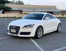 Audi TT จดปี2011 ตัวรถปี 2008