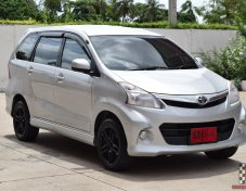 Toyota Avanza 1.5 (ปี 2012) S Hatchback AT