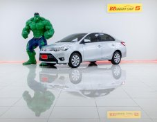 2016 Toyota VIOS 1.5 E sedan