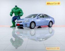 2010 Toyota CAMRY 2.4 Hybrid sedan