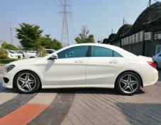 2017 Mercedes-Benz CLA250 AMG Dynamic sedan