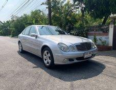 2003 Mercedes-Benz E220 CDI AMG sedan