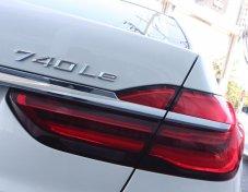 ขายรถ BMW SERIES7 740Le xDrive Pure ปี2017 sedan