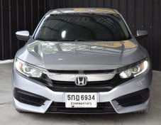 2016 Honda CIVIC 1.8 E i-VTEC sedan