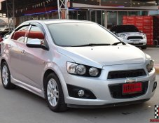 Chevrolet Sonic 1.4 (ปี2013) LTZ Sedan AT
