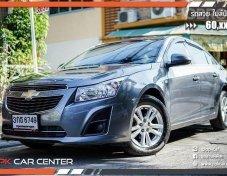 2014 Chevrolet Cruze 1.8 LS รถเก๋ง 4 ประตู