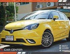 2017 Mg MG3 1.5 XROSS X รถเก๋ง 5 ประตู