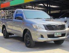ซื้อขายรถมือสอง 2015 Toyota Hilux Vigo Champ 2.5 J STD Single Cab Pickup MT