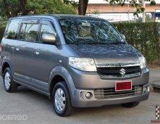 Suzuki APV 1.6 ( ปี 2009 ) GLX Wagon AT