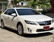 Toyota Camry 2.5 ( ปี 2013 ) Hybrid Sedan AT
