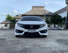 2017 Honda CIVIC 1.5 Turbo RS รถเก๋ง 4 ประตู