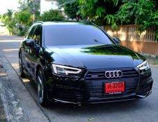 Audi A4 Avant 45TFSI Black Edition Quattro-S ปี 2019