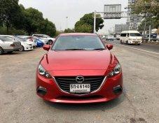 2016 Mazda 3 2.0 E Sports รถเก๋ง 5 ประตู