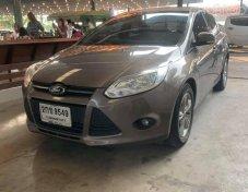 2013 Ford Fiesta 1.6 Sport รถเก๋ง 5 ประตู