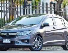 2018 Honda CITY 1.5 SV รถเก๋ง 4 ประตู