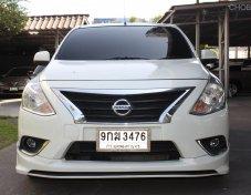 ขายรถ 2014 Nissan Almera 1.2 E รถเก๋ง 4 ประตู