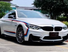 Bmw M4 LCI Coupe Competition ปี 2018 รถมือสอง