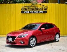 2016 Mazda 3 2.0 S Sports รถเก๋ง 5 ประตู ตลาดรถรถมือสอง