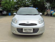 Nissan March 1.2 VL ปี 2011